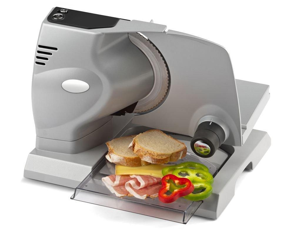 Trancheuse jambon de 2020 avis comparatif - Machine a couper le jambon manuelle ...